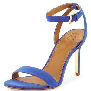 Tory Burch Elana Suede 85mm Sandal